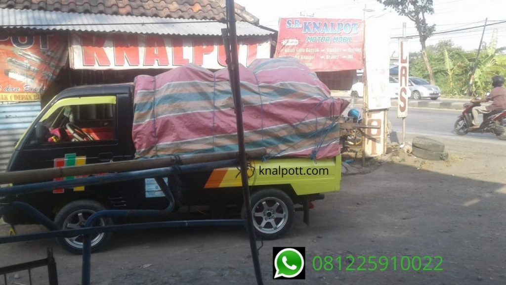 Bengkel knalpot mobil di Bonang Demak