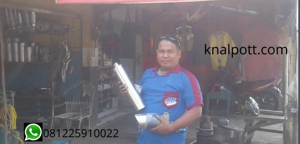 Bengkel knalpot yang bagus di Semarang.
